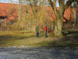 Balansakt i Folkparken