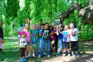 Vinnare: Klass 1A Gråsparvsskolan