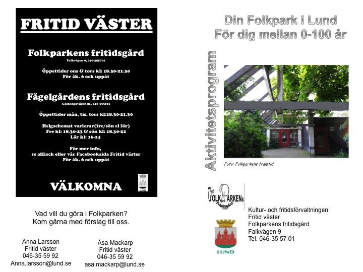 Din Folkpark i Lund